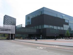 Utrecht uni biblioteka_W Arets