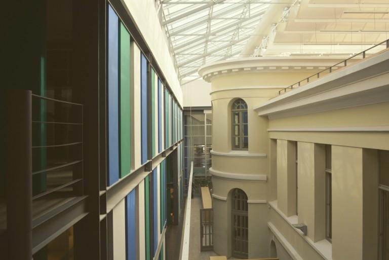 Architektūros kritikų akiratyje – Lietuvos bibliotekos