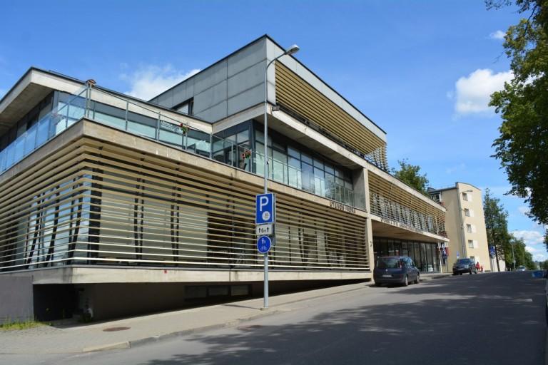 Atvira ir laisva – Utenos A. ir M. Miškinių viešoji biblioteka