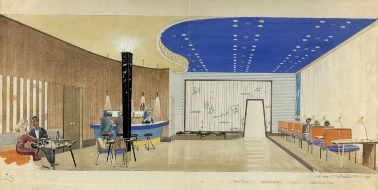Gausėja Virtualaus architektūros muziejaus eksponatų ir įžvalgų apie šalies architektūrą